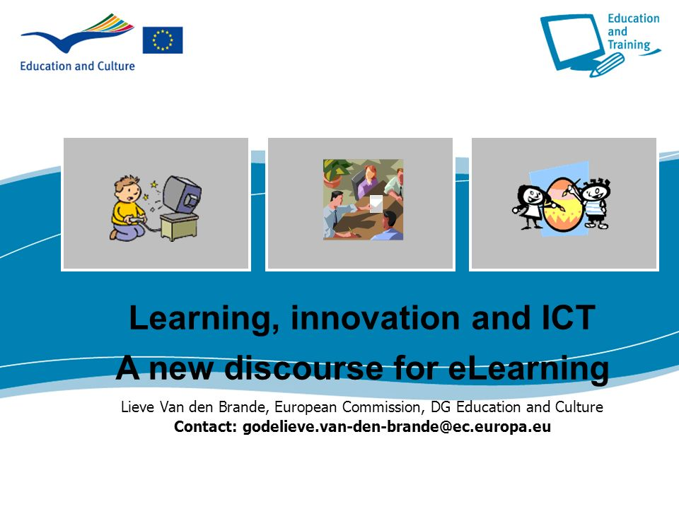 Learning, innovation and ICT