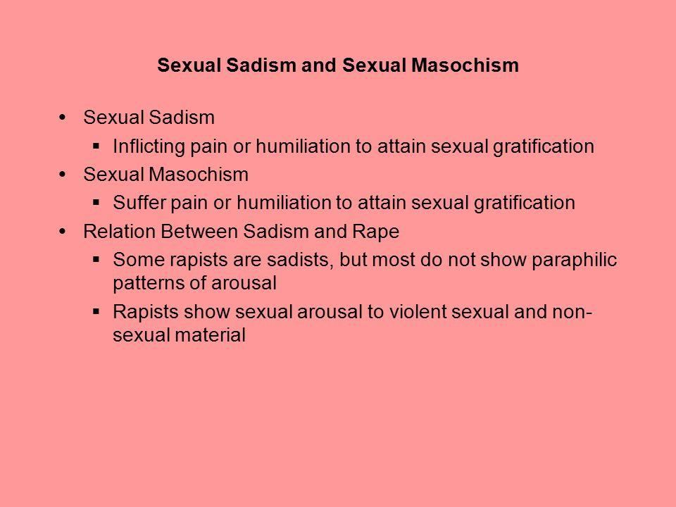 Relation Sexual Gratification 61