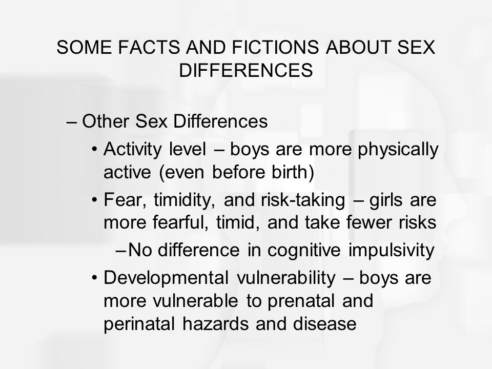 gender differences in risk taking Females on two explicit measures of risk-attitude, no gender differences were that gender composites in to gender-differences in risk-taking.