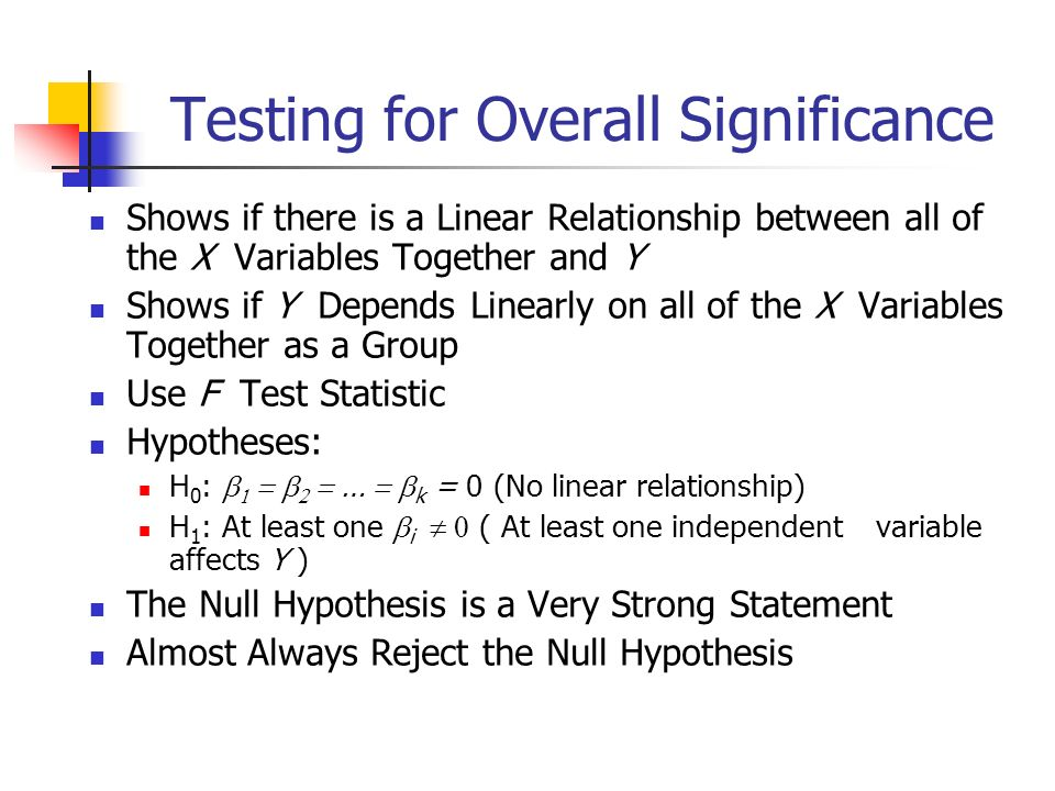 tests of significance uses and limitations Why has this approach to hypothesis testing not been supplanted in  as a limit  in judging whether a deviation ought to be considered significant or not  still,  we continue to use p values nearly as absolute cutoffs but with.