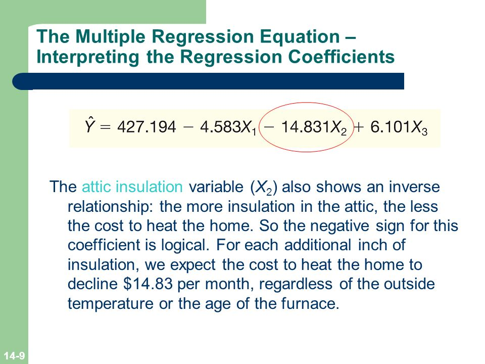 "multiple regression Multiple regression multiple regression typically, we want to use more than a single predictor (independent variable) to make predictions regression with more than one predictor is called ""multiple regression"" motivating example: sex discrimination in wages in 1970's, harris trust and savings bank was sued for discrimination on the basis."