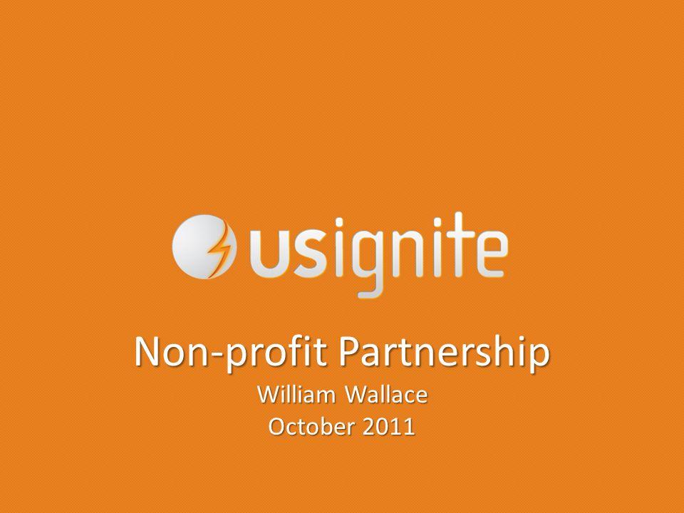 Non-profit Partnership