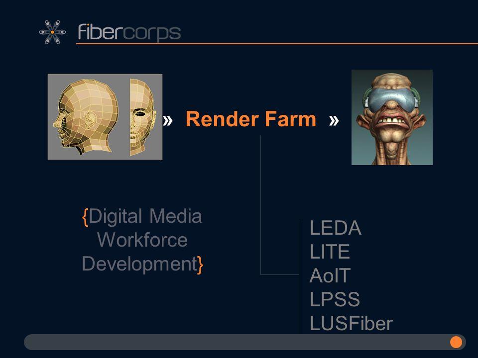 {Digital Media Workforce Development}