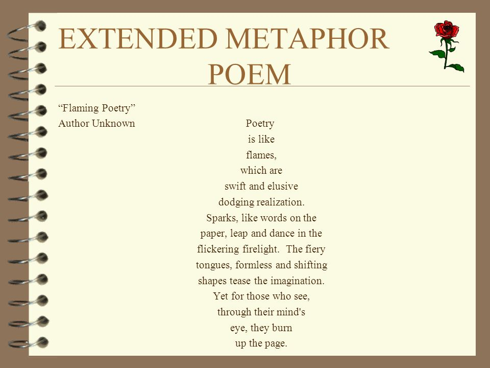 metaphor essay criticism In metaphor criticism, there is a tenor and a vehicle the tenor is the object being explained and the vehicle is the object used to do the explaining the tenor in this song would be princess diana's life and the vehicle used to express its fragility would be the metaphor of a candle blowing in the wind.