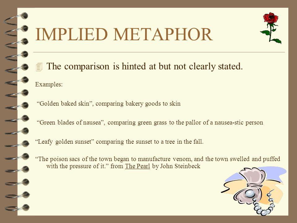 Images Of Implied Metaphor Examples Spacehero