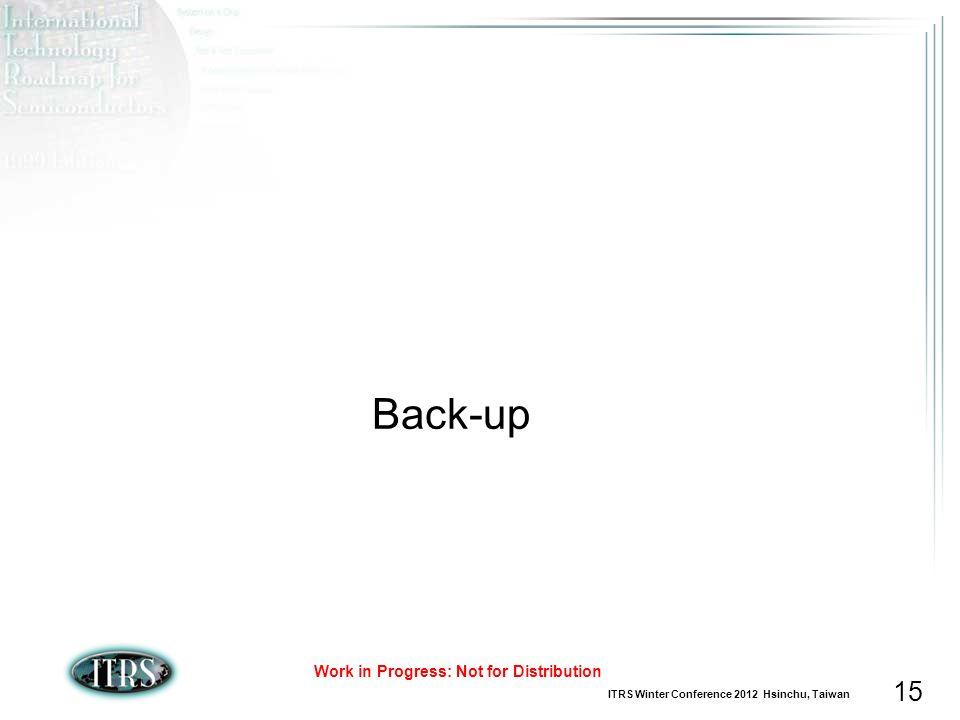 Back-up