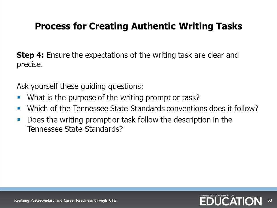 one purpose of a process essay is to Chapter 7 the writing process: how do i begin  then keep these responses near you during future stages of the writing process my purpose: _____  an employer might someday ask you to contribute to the research base for an essay such as the one mariah wrote or the one you wrote while working through this chapter choosing either her topic.