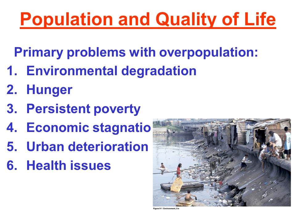 the problem of overpopulation By the year 2050, china will no longer be the most populous country in the world.