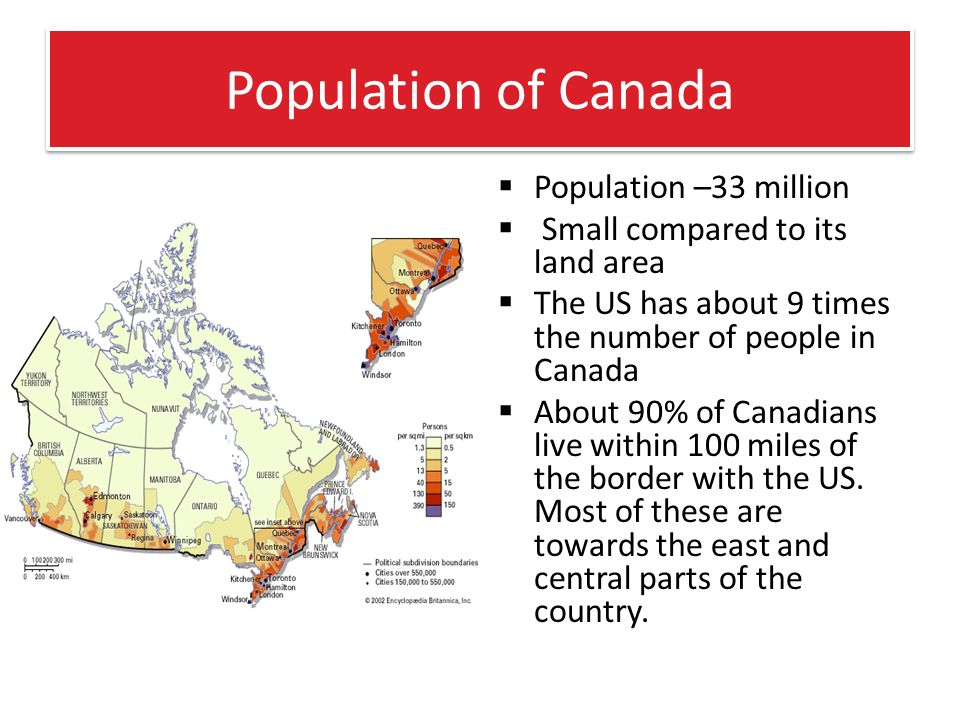 Is Canada part of America, the continent? - Quora