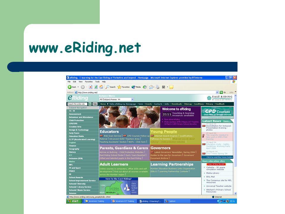 www.eRiding.net