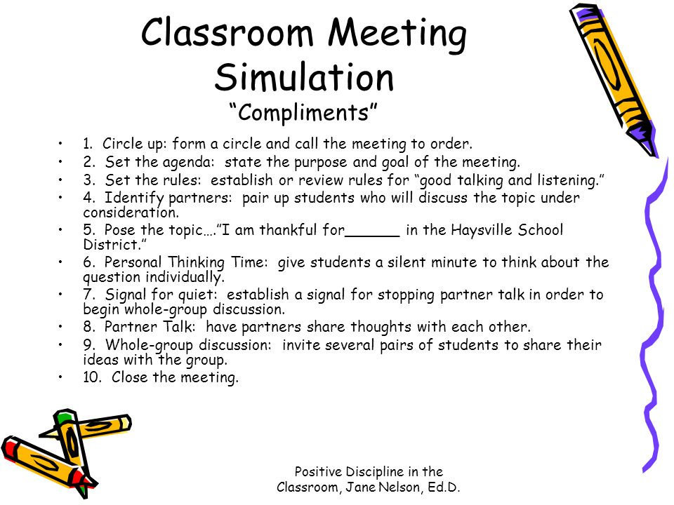 meeting simulation The group or meeting simulation is one of the easiest to develop without prop or  costume, the group simulates some activity simulations that use this approach.