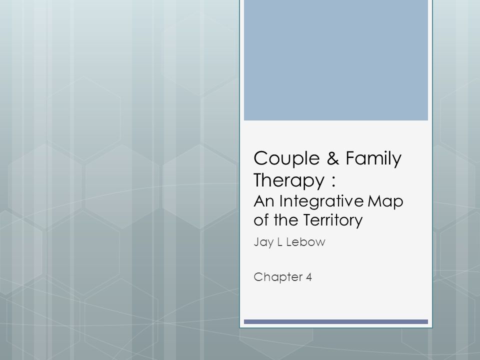 integrative systemic therapy metaframeworks for problem solving with individuals couples and families