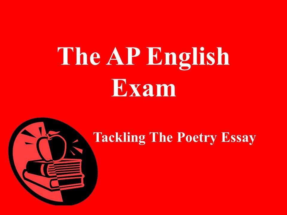 tackling the poetry essay ppt video online  tackling the poetry essay