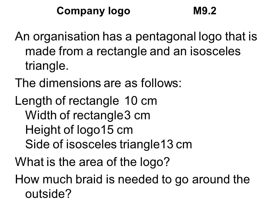 The dimensions are as follows: