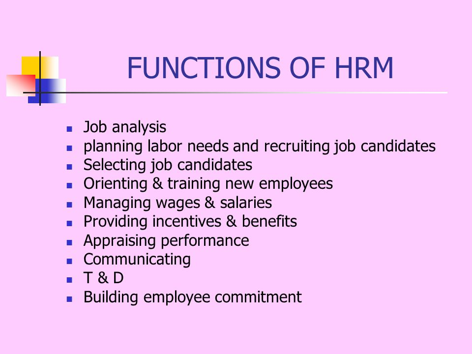 an analysis of hrm Free essay: human resource management individual minor paper (critical  analysis of a current hrm issue) introduction this thesis aims to.