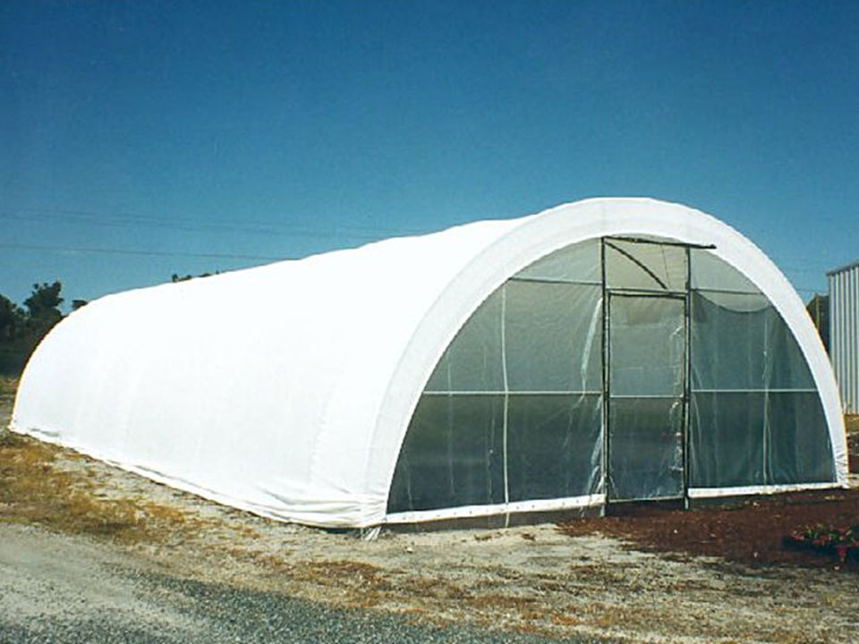 Horticover Provides additional insulation for heated tunnel/igloo houses. Helps reduce UV degradation of the poly cover.