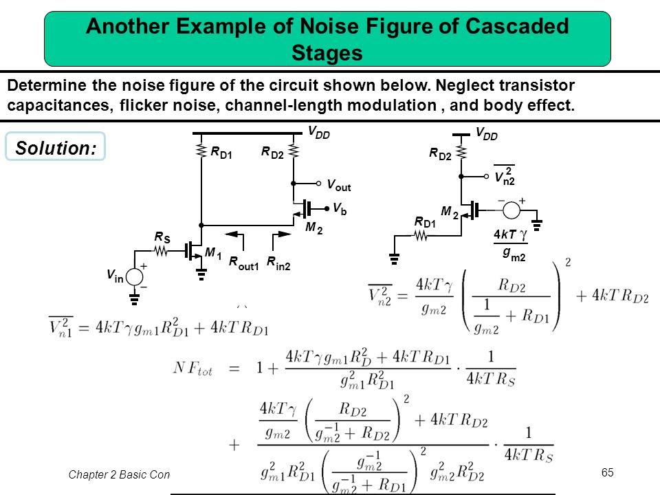 band pass filter equation