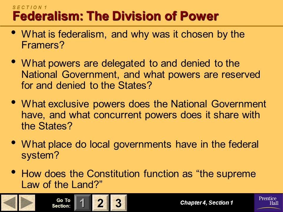 why framers chose federalism Transcript of the framers create a federal system of government the framers create a federal system of government in which power is federalism is a power.