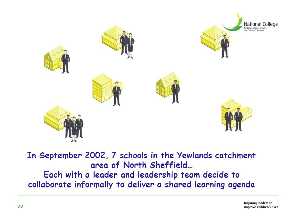 In September 2002, 7 schools in the Yewlands catchment area of North Sheffield…