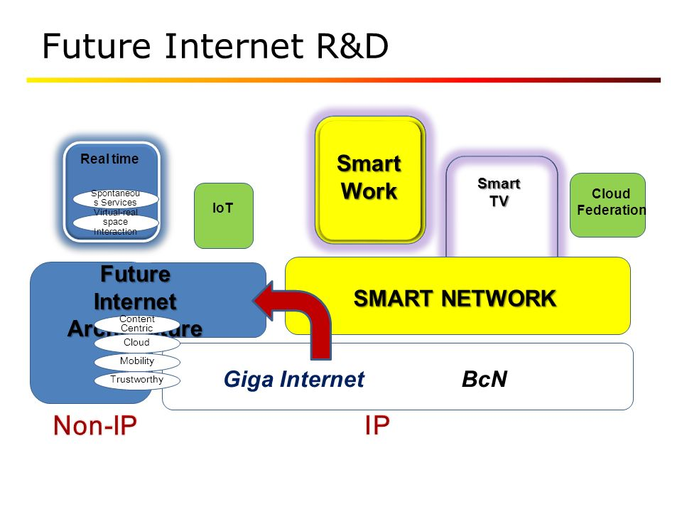 Future Internet Architecture