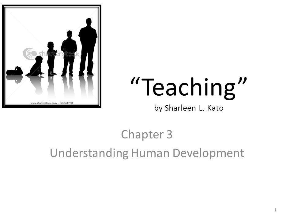Teaching by Sharleen L. Kato