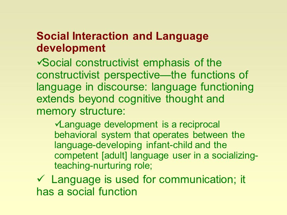 the sociological perspective on human interaction Writers on ecological environment have concentrated mainly on the political and economic effects of human populations on the natural environment.