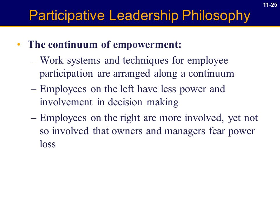 employee participation in decision making pdf