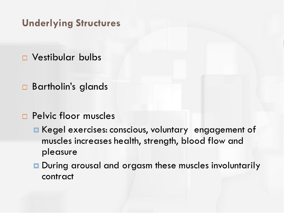 Underlying Structures