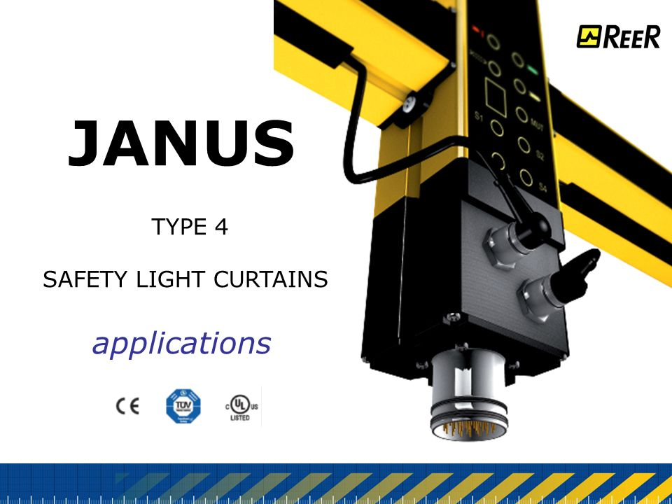 JANUS+TYPE+4+SAFETY+LIGHT+CURTAINS+applications janus type 4 safety light curtains applications ppt download  at reclaimingppi.co
