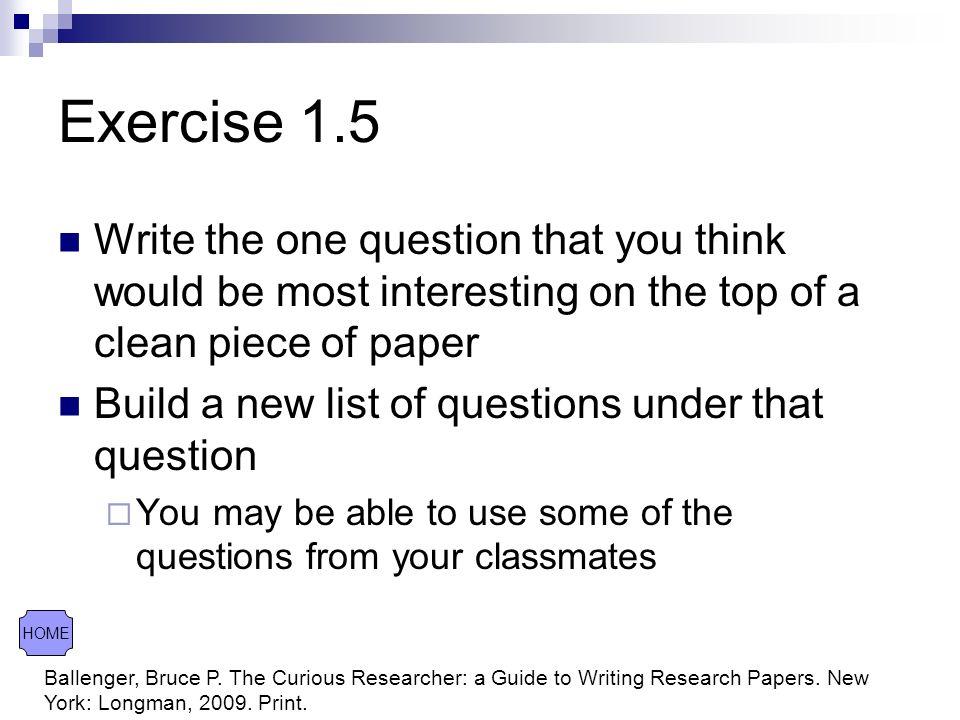 Admission essay writing exercises