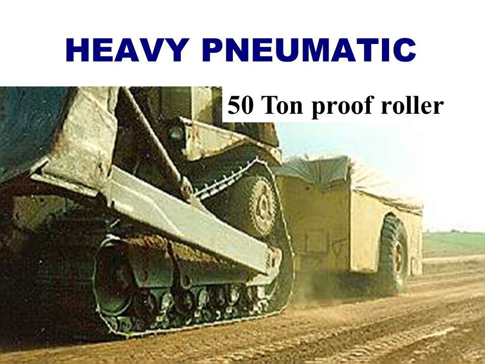 Compaction And Stabilization Equipment Ppt Video Online