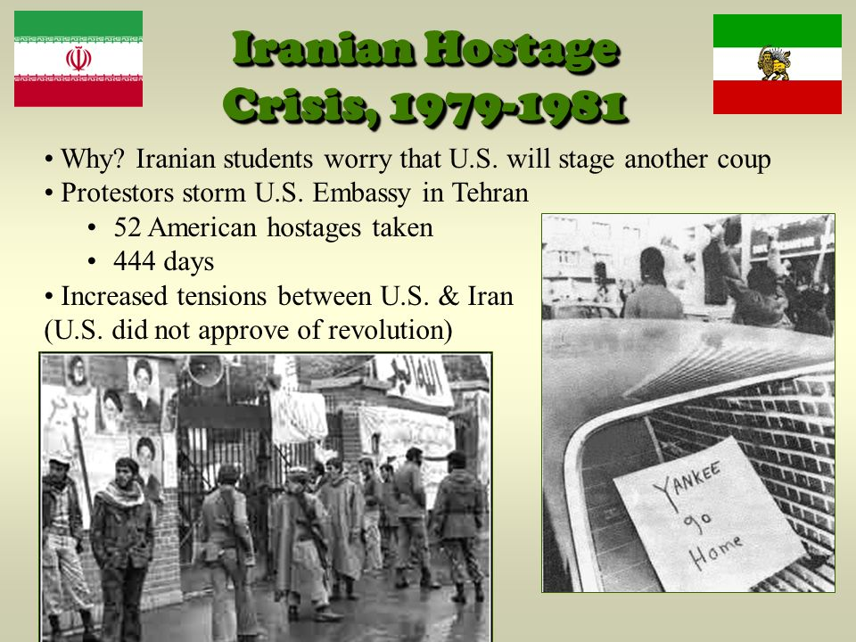 iran and american relationship