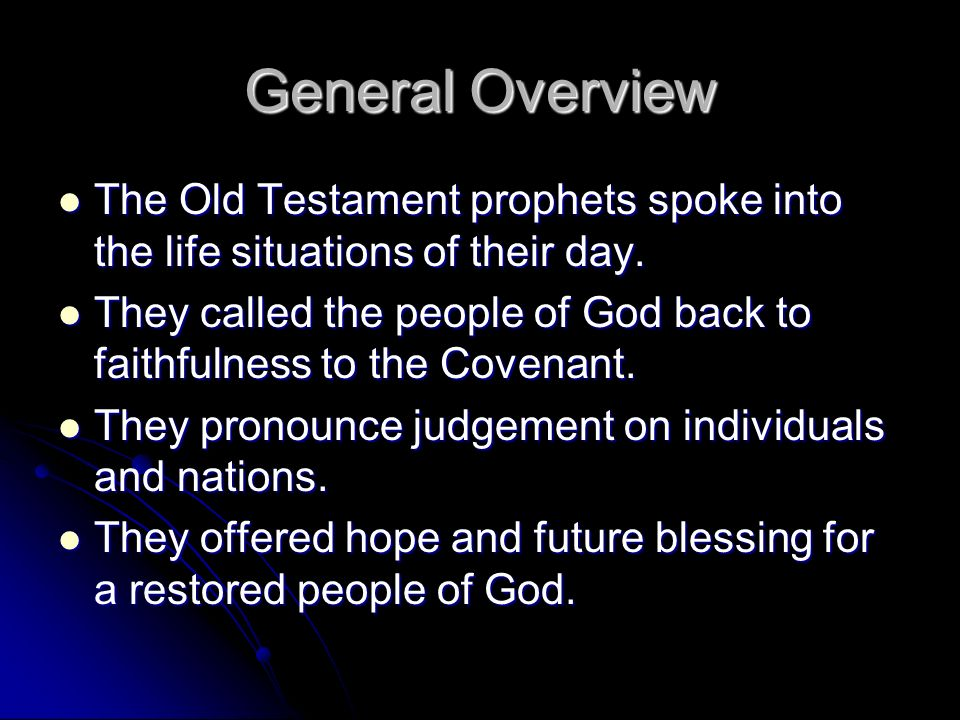 Image result for people as prophets
