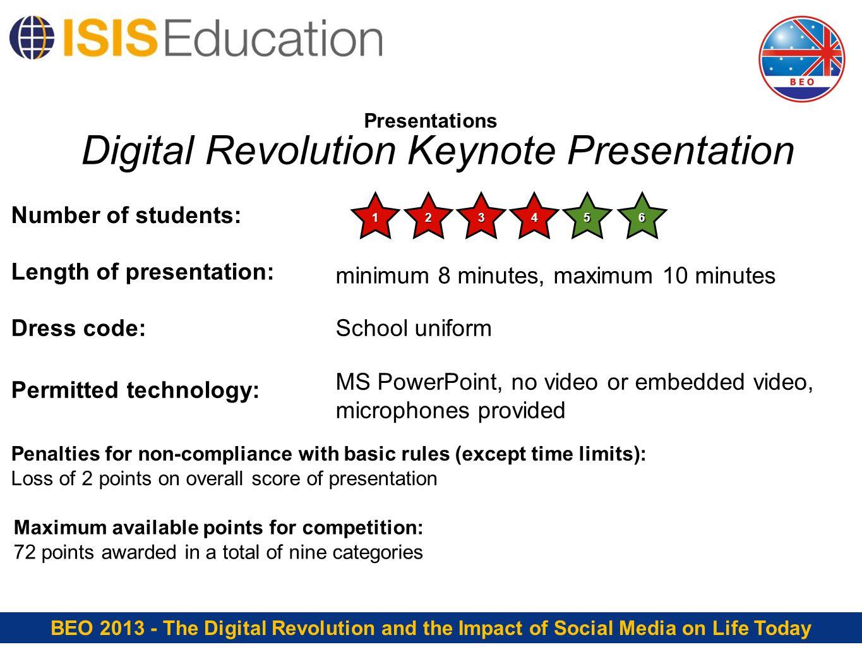 impact digital revolution society