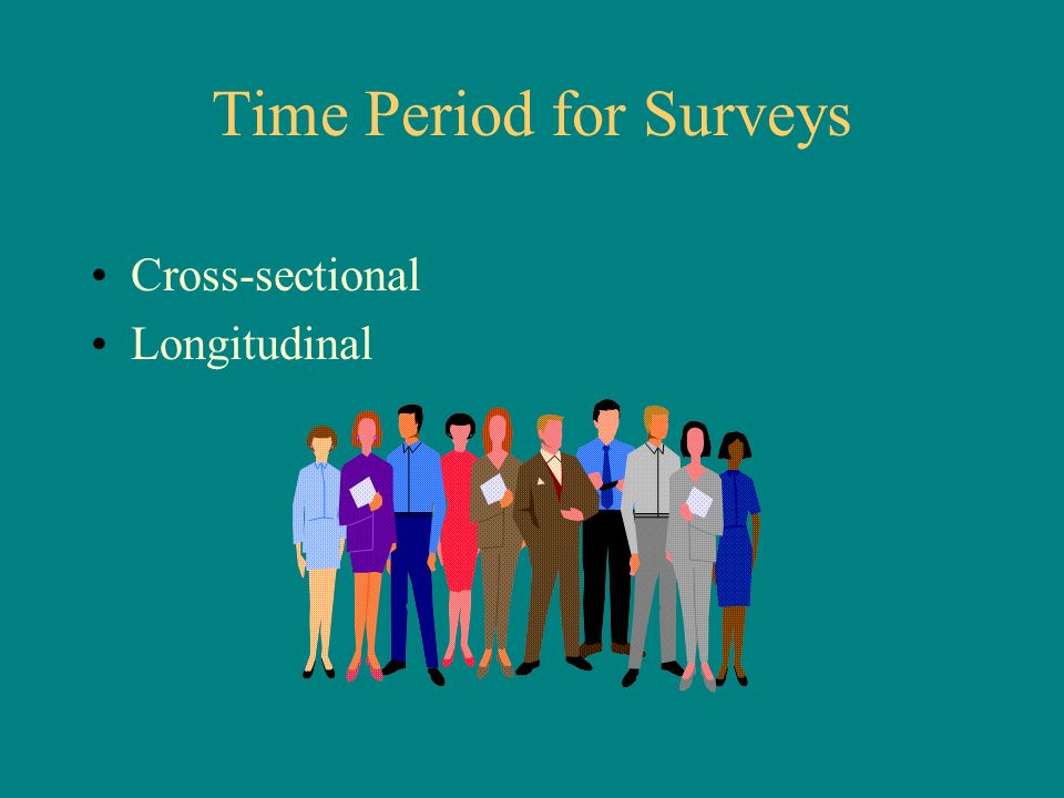 longitudinal and cross sectional research pdf