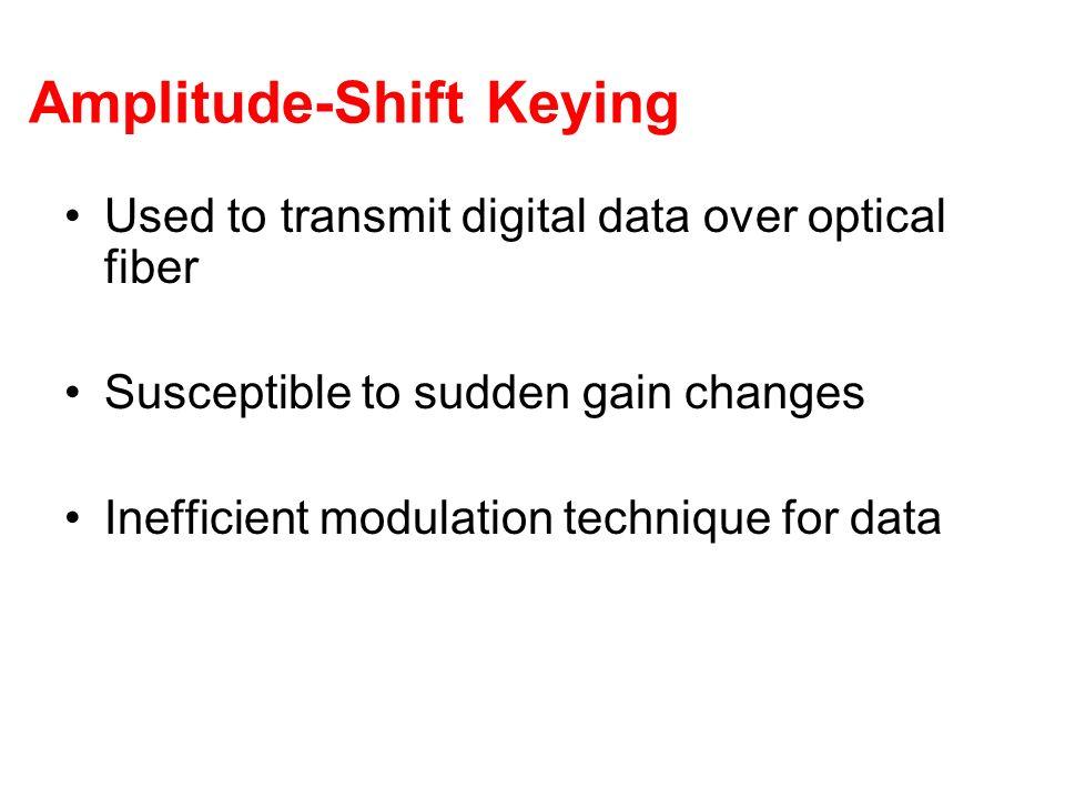 binary amplitude shift keying pdf