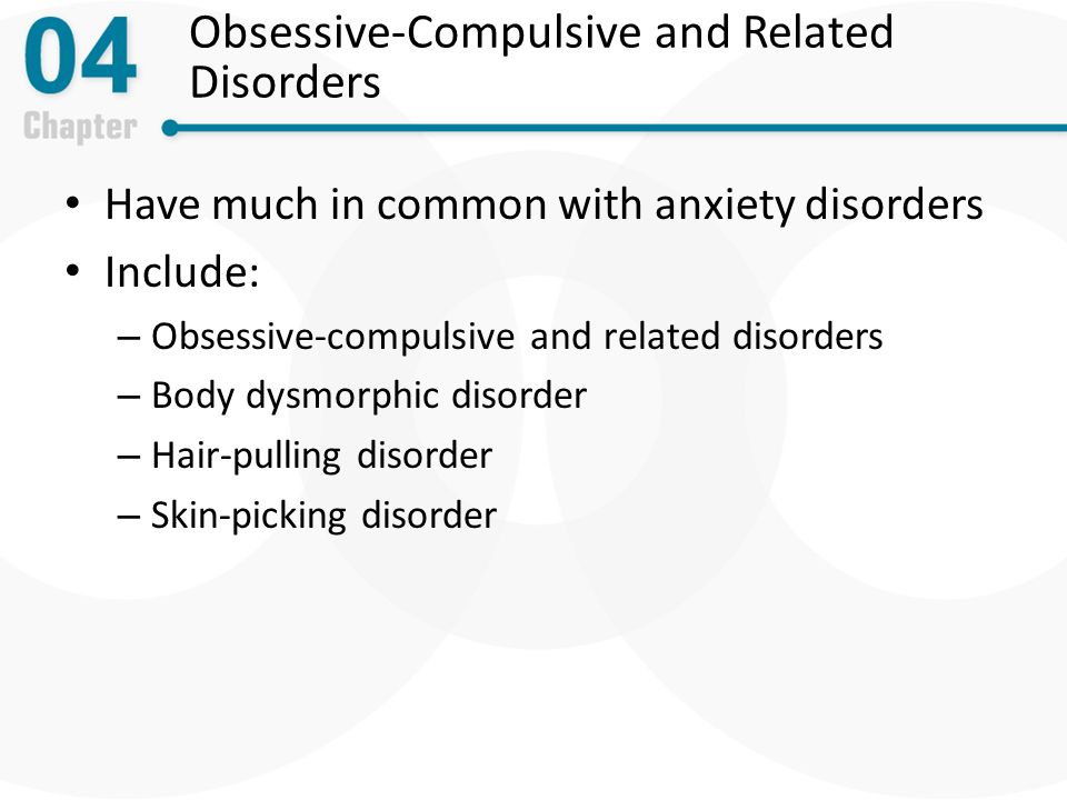 the history of obsessive compulsive disorder and efforts to battle the disease Looking for online definition of obsessive-compulsive disorder in the medical by making the effort to endure or wait disorder is a chronic disease.