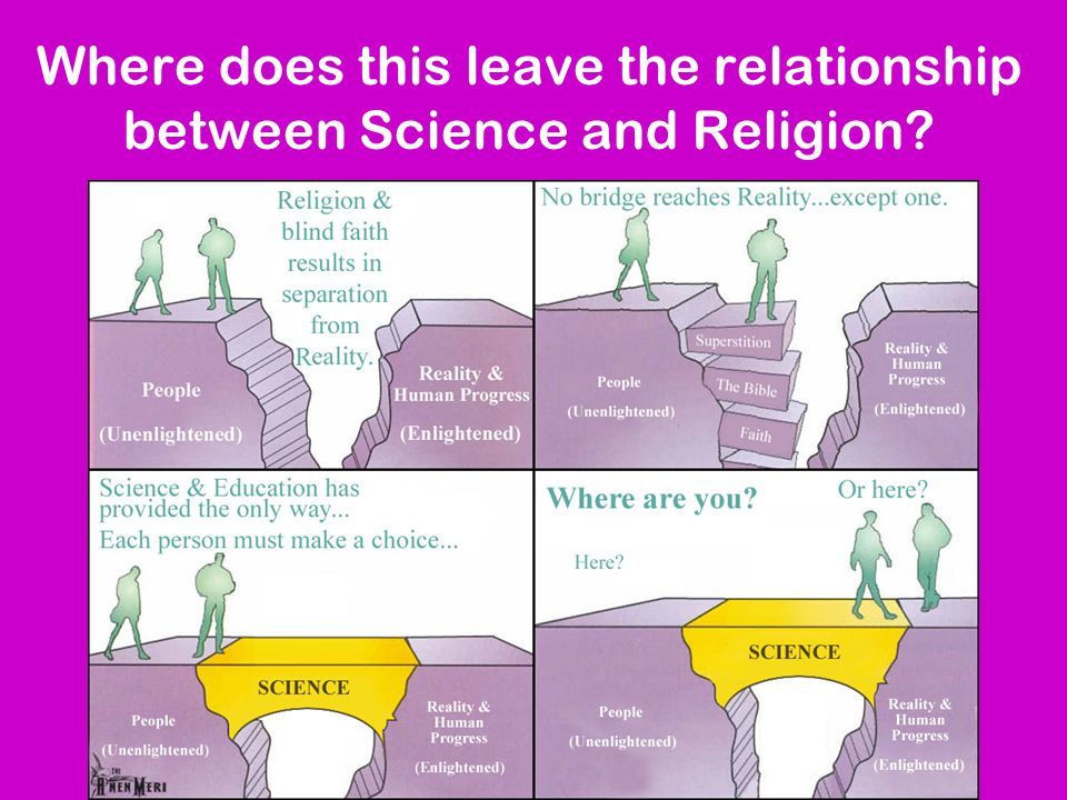 relation between science and religion essay