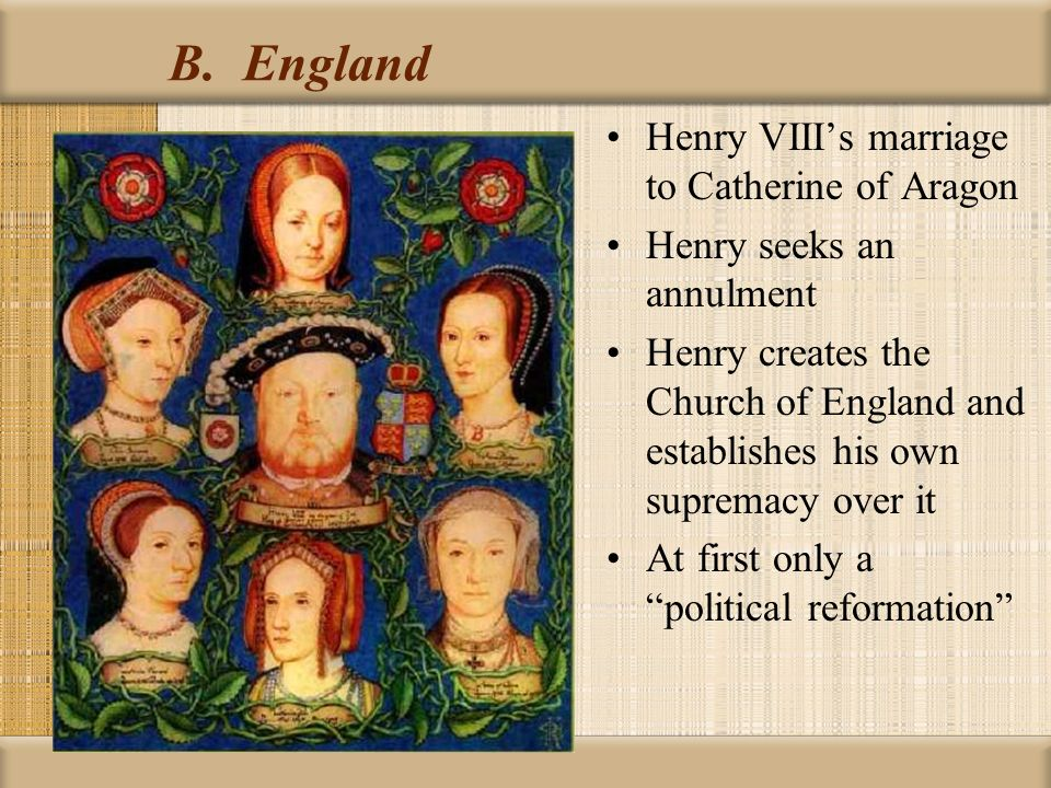 henry viii protestant reformation Schism and reformation summary the first events of the english reformation occurred alongside henry viii's sensational divorce proceedings henry himself was not a protestant, and the great majority of the english people, though they may have been somewhat anti-clerical, were, at the time, piously devoted to the catholic church.