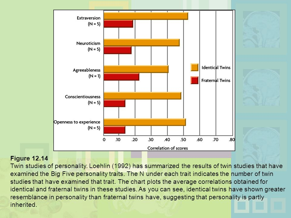 Heritability of aggression and irritability: A twin study ...