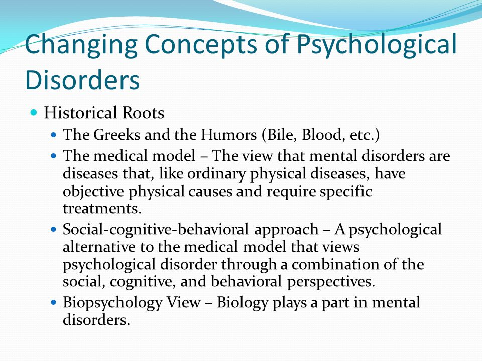 analyzing psychological disorders 5 Home » personality » psych central professional » dsm-5 changes: personality disorders (axis ii) dsm-5 changes: personality disorders (axis ii)  or psychological advice, diagnosis or treatment.