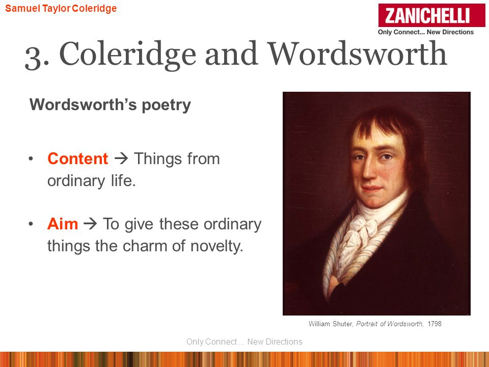 a literary analysis of the lyrical ballads by william wordsworth William wordsworth biography  critical essays wordsworth's literary history  (the latter was to appear alone in lyrical ballads in 1798.