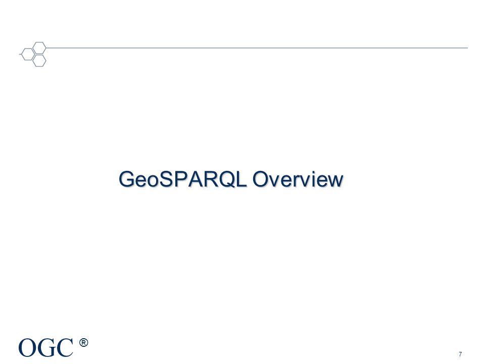 GeoSPARQL Overview