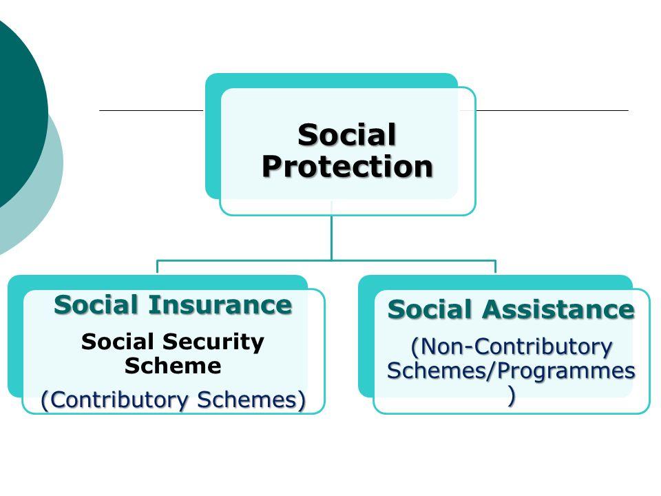 Social Security Scheme