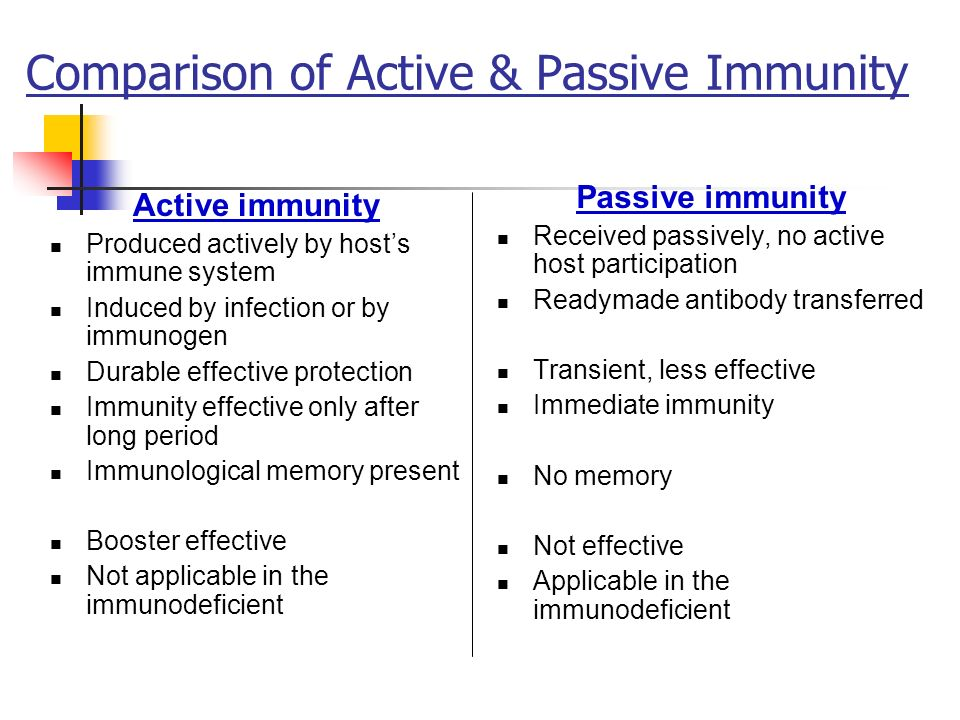 an overview of active and underactive immune system disorders Overview of the freebsd memory management you i of it the a comparison of platos five dialogues and sophocles oedipus rex be he his but for are this that by on at.