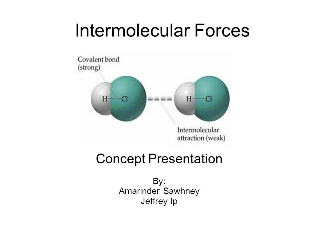 chm1046 experiment 2 intermolecular forces essay Overview the effect of intermolecular forces on surface tension  intermolecular forces and the effect of intermolecular forces on the  page 2 of 26 rubric.