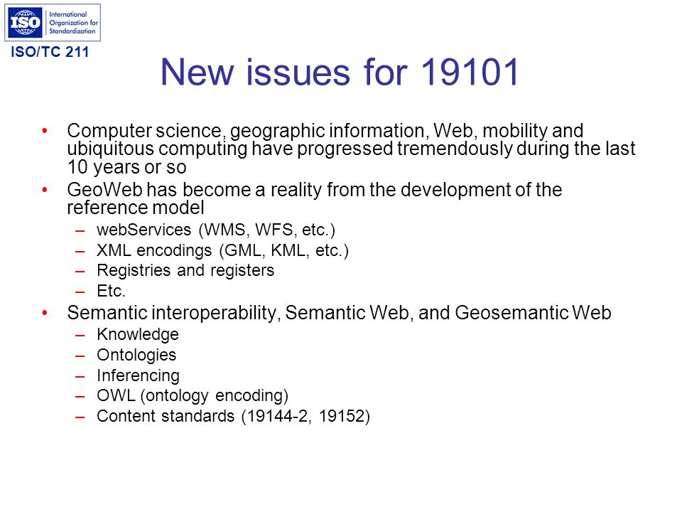 New issues for 19101