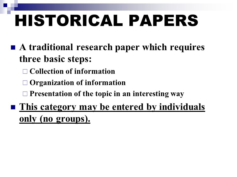 Interesting Research Papers