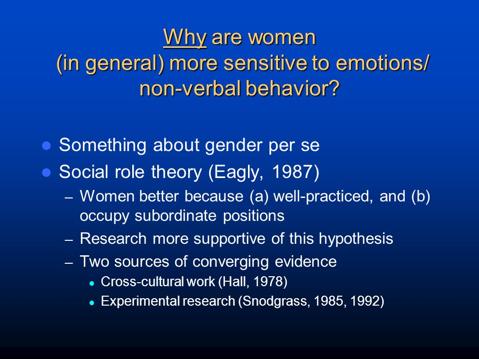 social role theory Role congruity theory of prejudice toward we propose a role congruity theory of prejudice toward female leaders that according to social role theory.