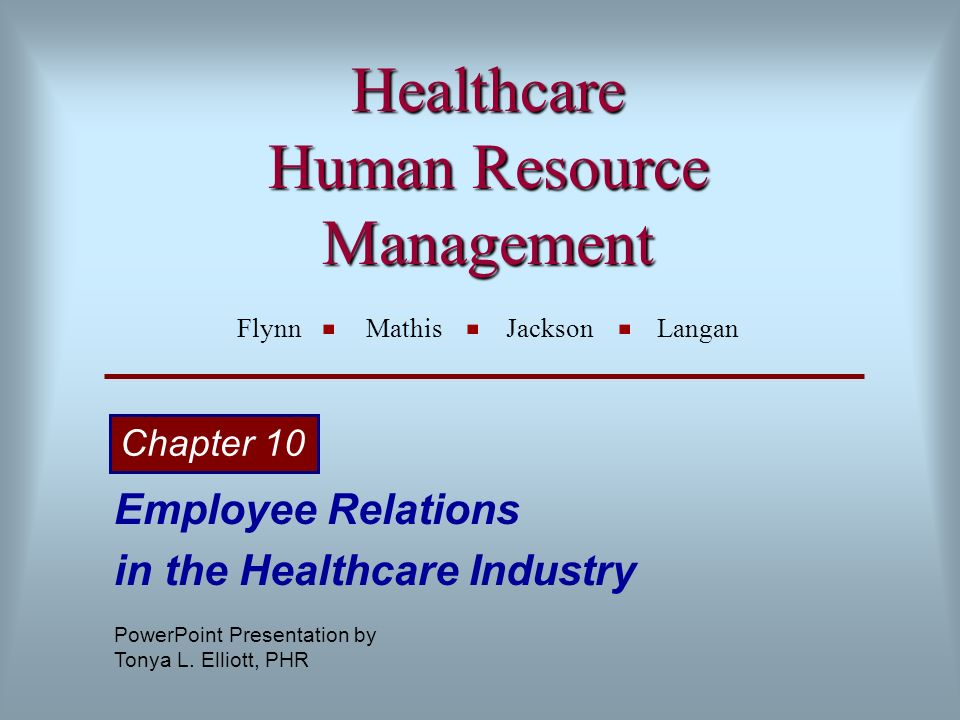 human resource management role in health care industry This course examines the complexities and multiple issues involved in human resources management in health care organizations students will examine the strategic role of human resource management in response to changes in the health care industry.